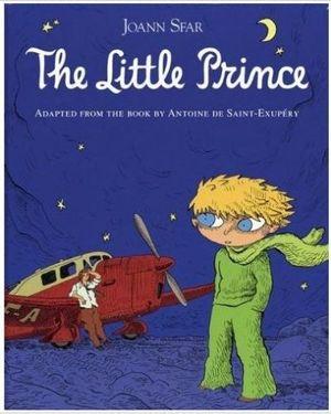 The Little Prince Graphic Novel - Joann Sfar (Illustrator)