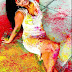 Sexy Shriya celebrates Holi