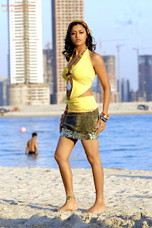 Mamta Mohandas High Quality photos on the beach
