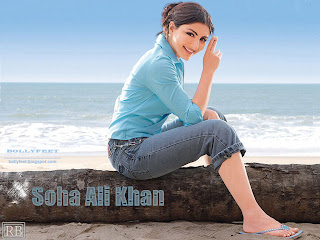 Soha Ali Khan Wallpaper