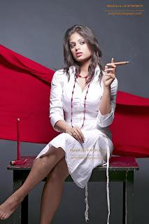 Kannada actress Sindhu Menon
