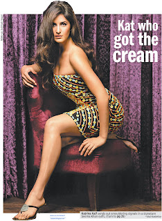 Katrina Kaif high resolution leg show