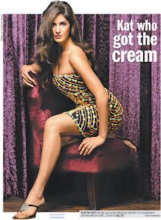 Katrina Kaif high resolution leg show