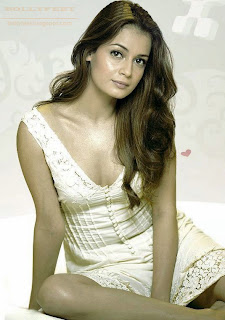 Rich and Western Look: Diya Mirza