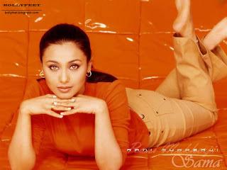 Rani Mukherjee soles