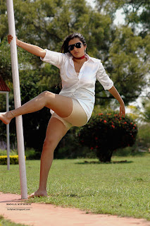 Namitha Barefoot and hot photo shoot for her new film