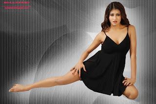 Indian Model Chandrika