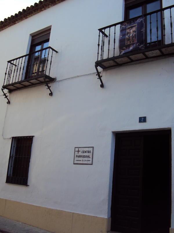 Parroquia el salvador de baeza centro parroquial for Azulejos y saneamientos mg