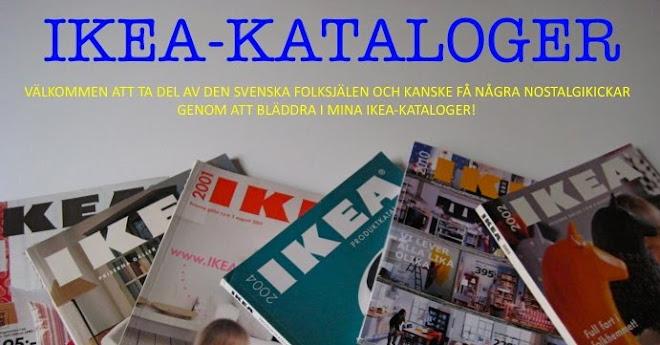 IKEA-kataloger