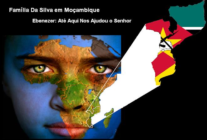 Familia Da Silva em Mocambique