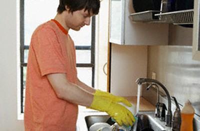 Padres divorciados si el marido participa en las labores - Trabajo limpiando casas ...