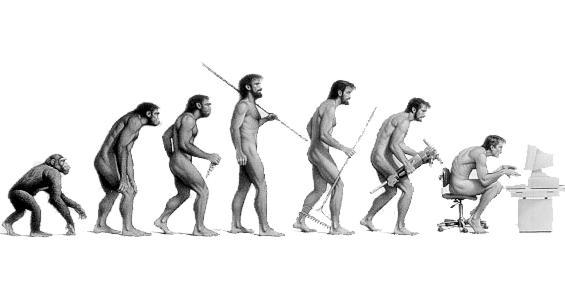 historia evolutiva computadora: