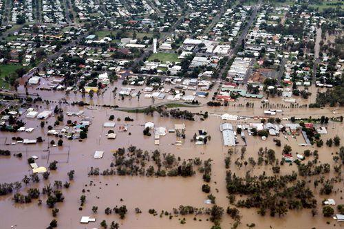 Chinchilla Australia  city photos : Despierta al futuro: El noreste de Australia sufre Inundaciones