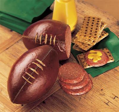 Gambar Lucu Football Sausage