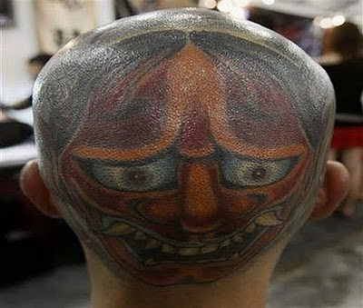 Tattoo Kepala (Album 2)