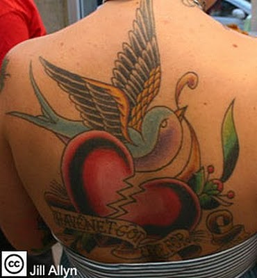 Tattoo Hati - Heart Tattoo
