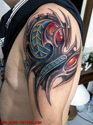 Kent Tattoo, the Master Tattoo of Indonesia