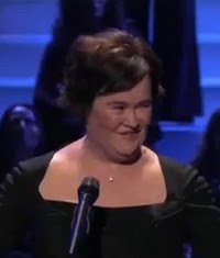 Susan Boyle - WILD HORSES * America's Got Talent 2009 HD