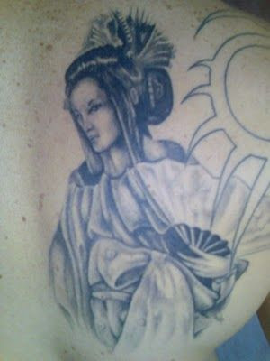 Tattoo Geisha - Geisha Tattoos