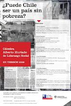 Cátedra Alberto Hurtado de Liderazgo Social
