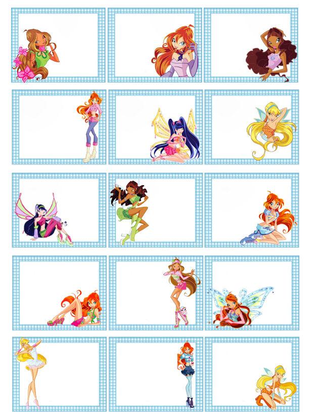 Estremamente il mio angolo creativo: Etichette scuola per bambine PR47