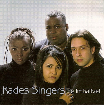 Download CD Kades Singers   Fé Imbatível