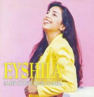 Eyshila – Mais doce que o Mel