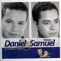 Daniel e Samuel - As 10 Melhores Vol.1 2004