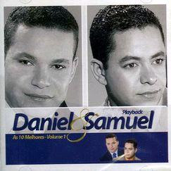 40770 CD Playback Daniel e Samuel  As 10 Melhores  Vol. 1