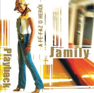 Jamily   A Fé Faz o Herói (2007) Play Back | músicas