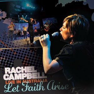 Rachel+Campbell+ +Let+Faith+Arise+Live+in+Australia Baixar CD Rachel Campbell   Let Faith Arise: Live From Australia