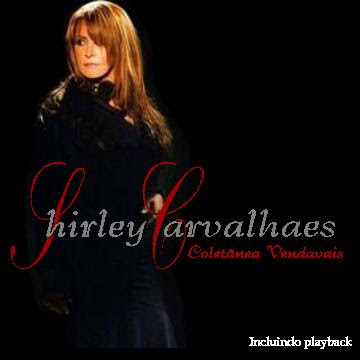 Shirley Carvalhaes   CD Vendavais Voz e PlayBack