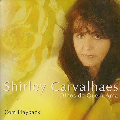 digitalizar0010+%282%29 Baixar CD Shirley Carvalhaes   Olhos de Quem Ama (1998)