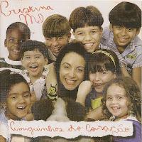 Cristina Mel - Infantil - Amiguinhos do coração (Voz e PB) 1999
