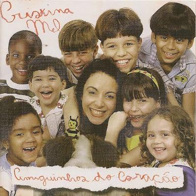 Cristina Mel - Amiguinhos Do Coração 1999