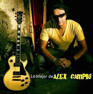 Alex Campos – Lo Mejor de Alex Campos (2009)