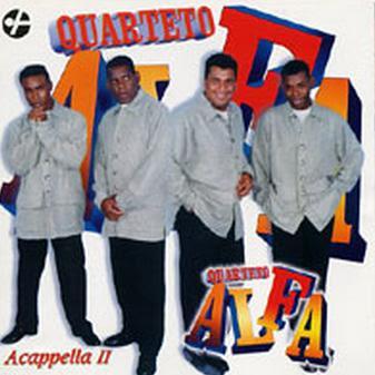 Baixar CD Quarteto Alfa – A Capella II (1998)