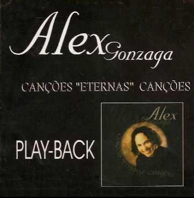 Download CD Alex Gonzaga   Canções, Eternas Canções (Playback)