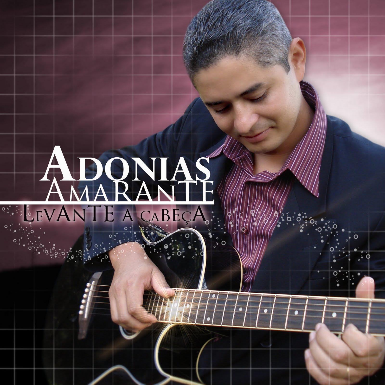 Adonias Amarantes - Levante a Cabeça (2010)