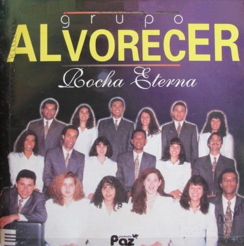 Grupo Alvorecer - Rocha Eterna (1997)