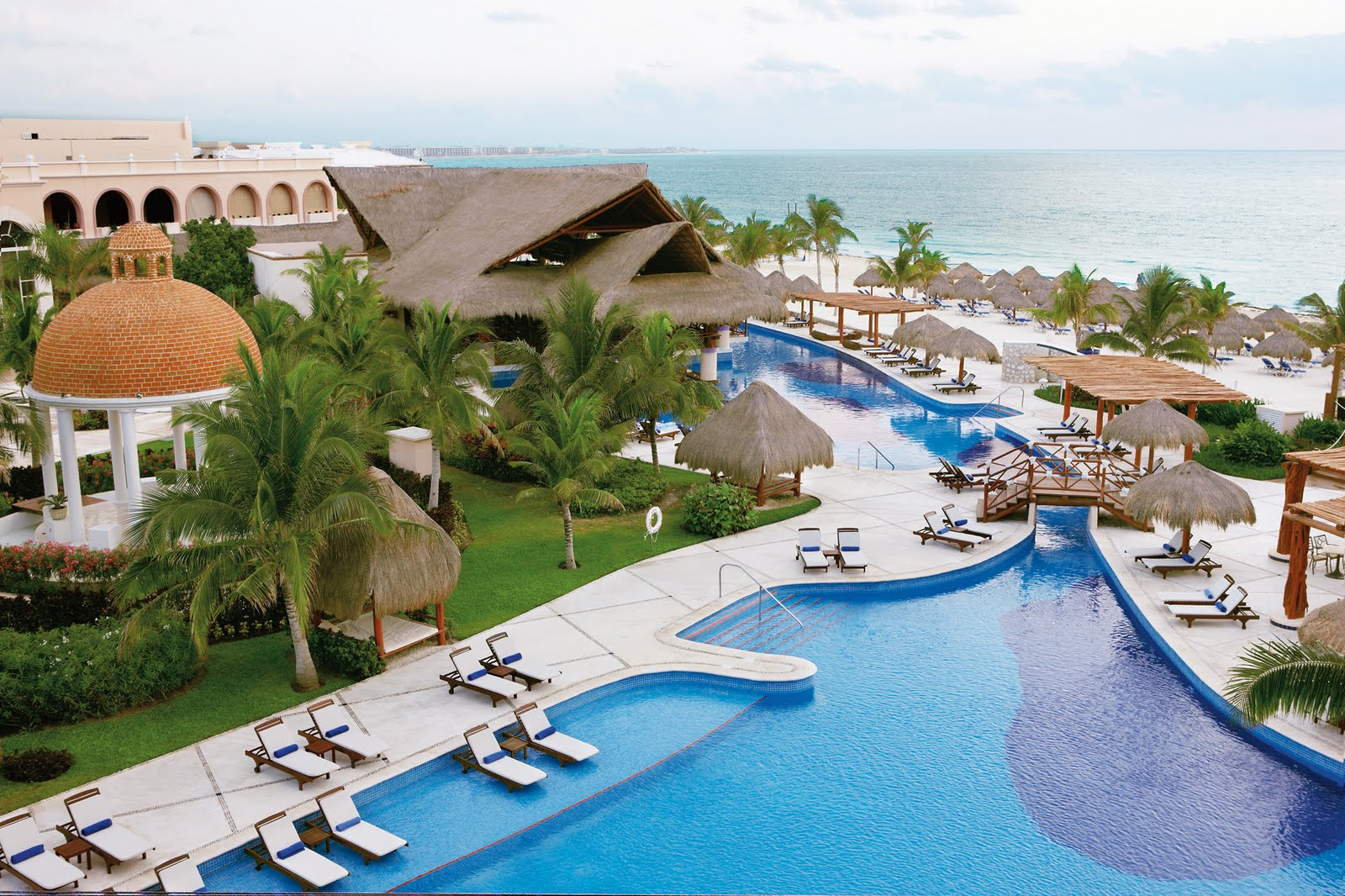 Mexico all inclusive resort adults