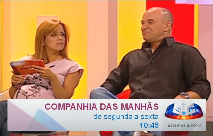 'Companhia das Manhãs' sobe ao segundo lugar | SIC Blog Companhia Das Manhas