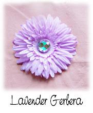 """4"""" Lavender Gerbera"""