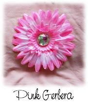 """4"""" Pink Gerbera"""