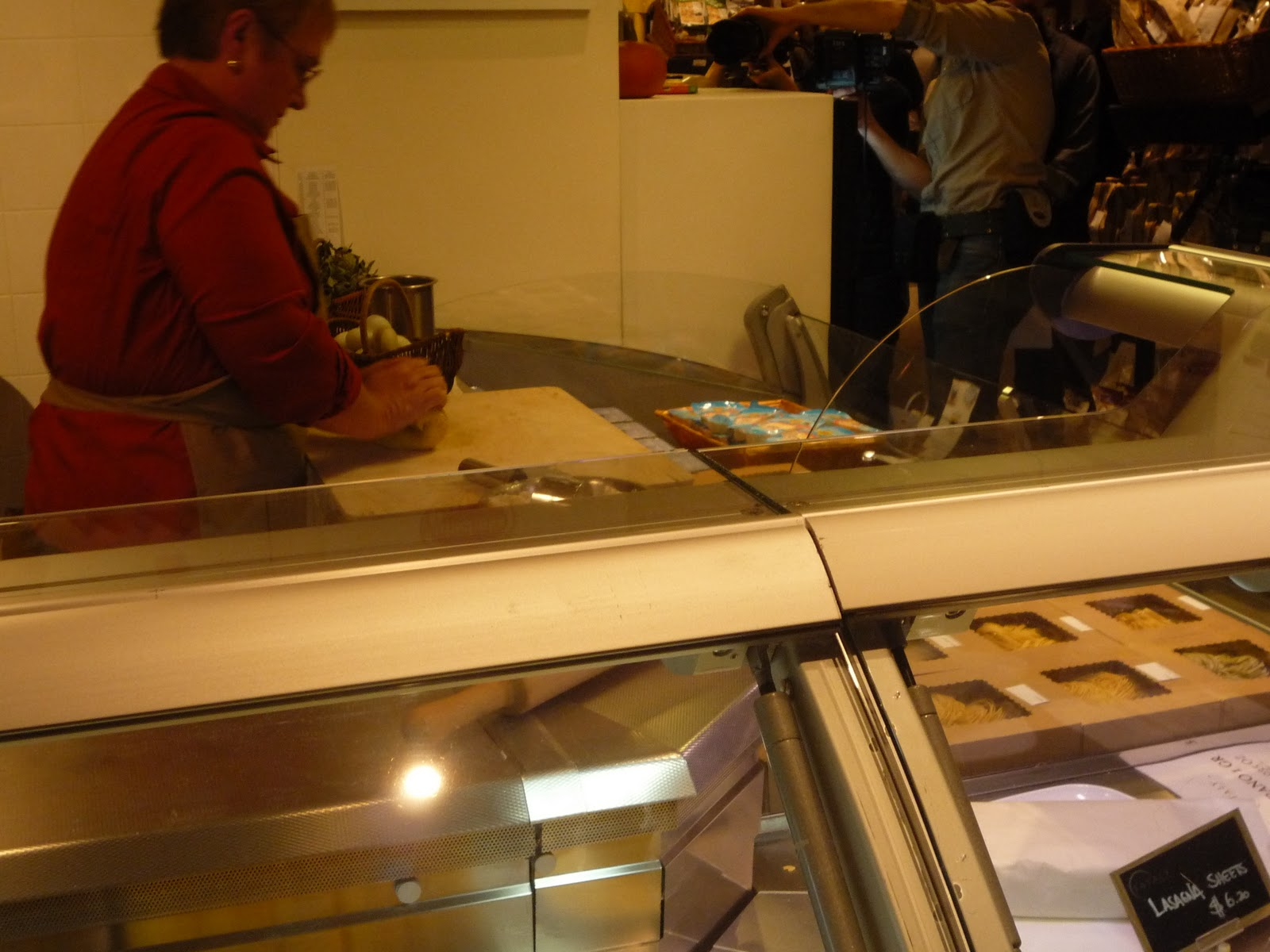 A Vist to Eataly with Pasta Making by Lidia Bastianich | The Blog ...