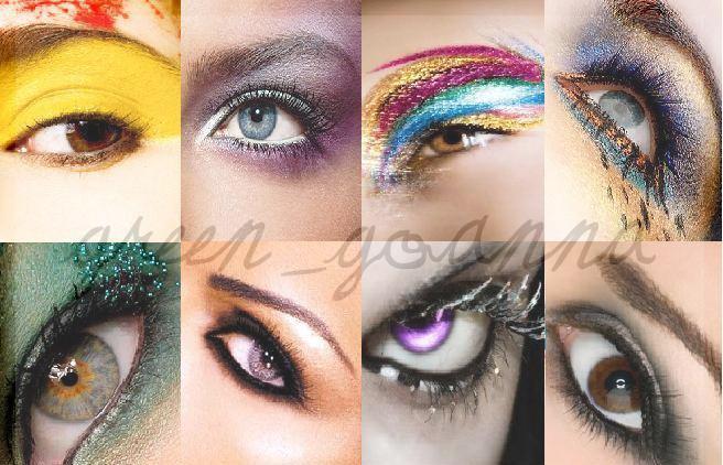 mac makeup techniques. MAC Cosmetics Eye MakeUp Tips