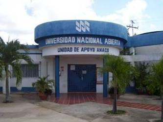 UNIDAD   DE  APOYO  ANACO - UNA   ANACO