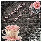 My First Blog Award