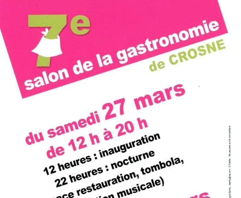 Le blog du chateau de sel noirmoutier en l 39 ile 7e for Le salon de la gastronomie