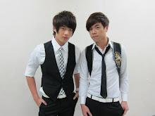 During super junior's concert!